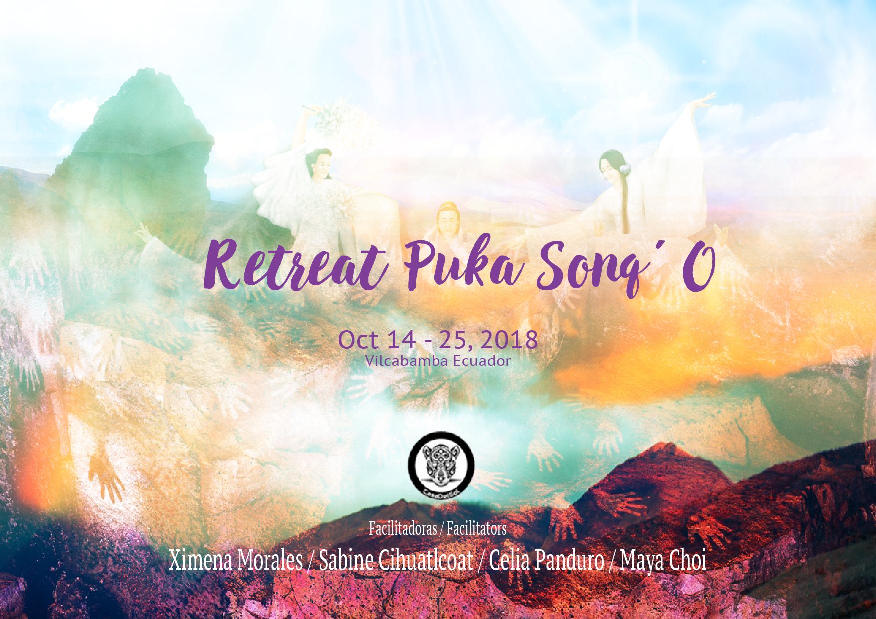 RETREAT PUKA SONQ´O-cover