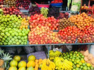 food market vilcabamba