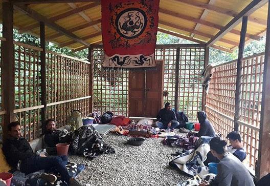 San pedro ayahuasca retreat