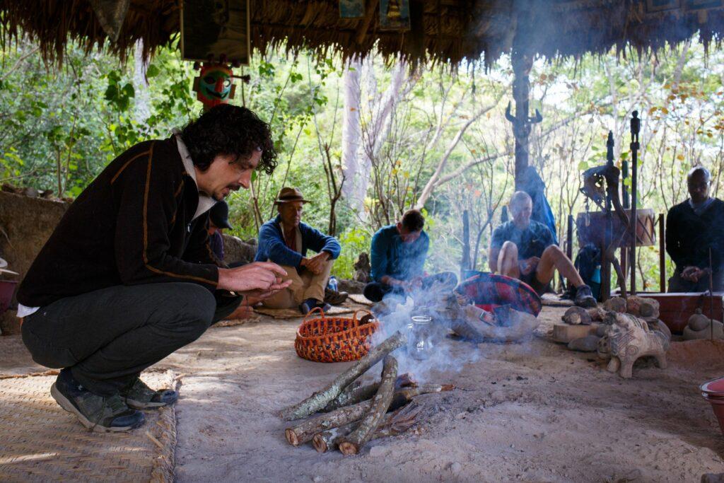 ayahuasca ceremony ecuador